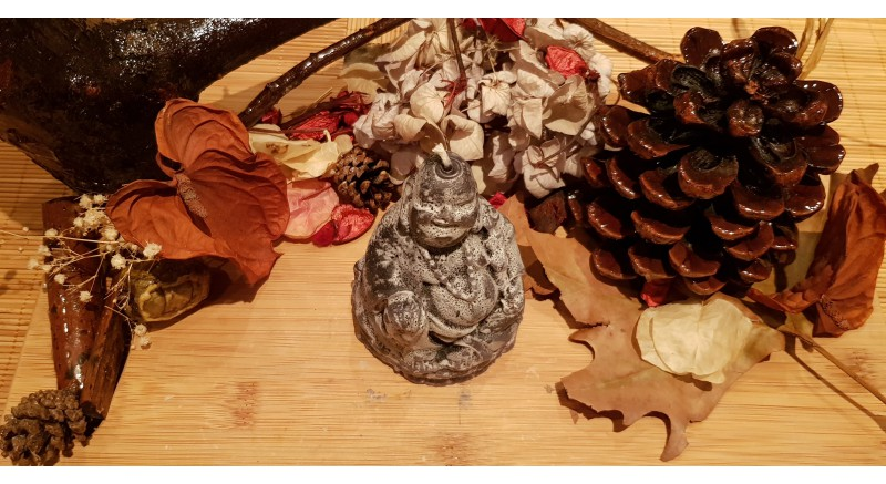 Budha - Gri