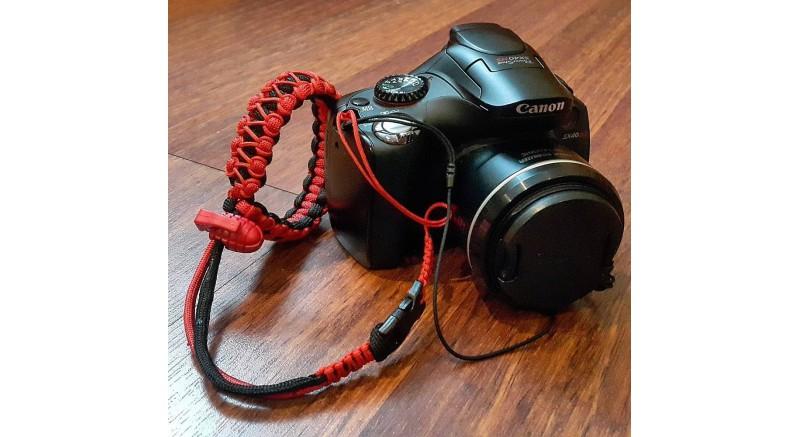 Fotoğraf Makinesi Bilek Askısı - 001