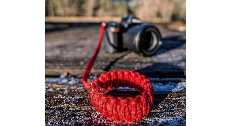 Fotoğraf Makinesi Bilek Askısı - 002